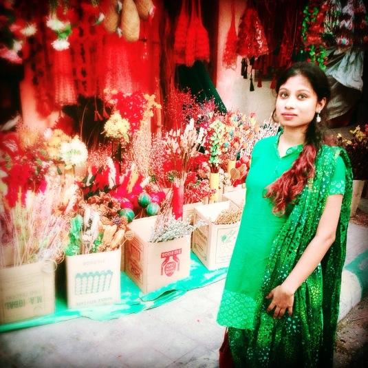 Green Punjabi