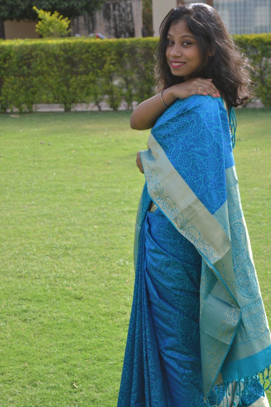 Ethnic Fashion in Saree