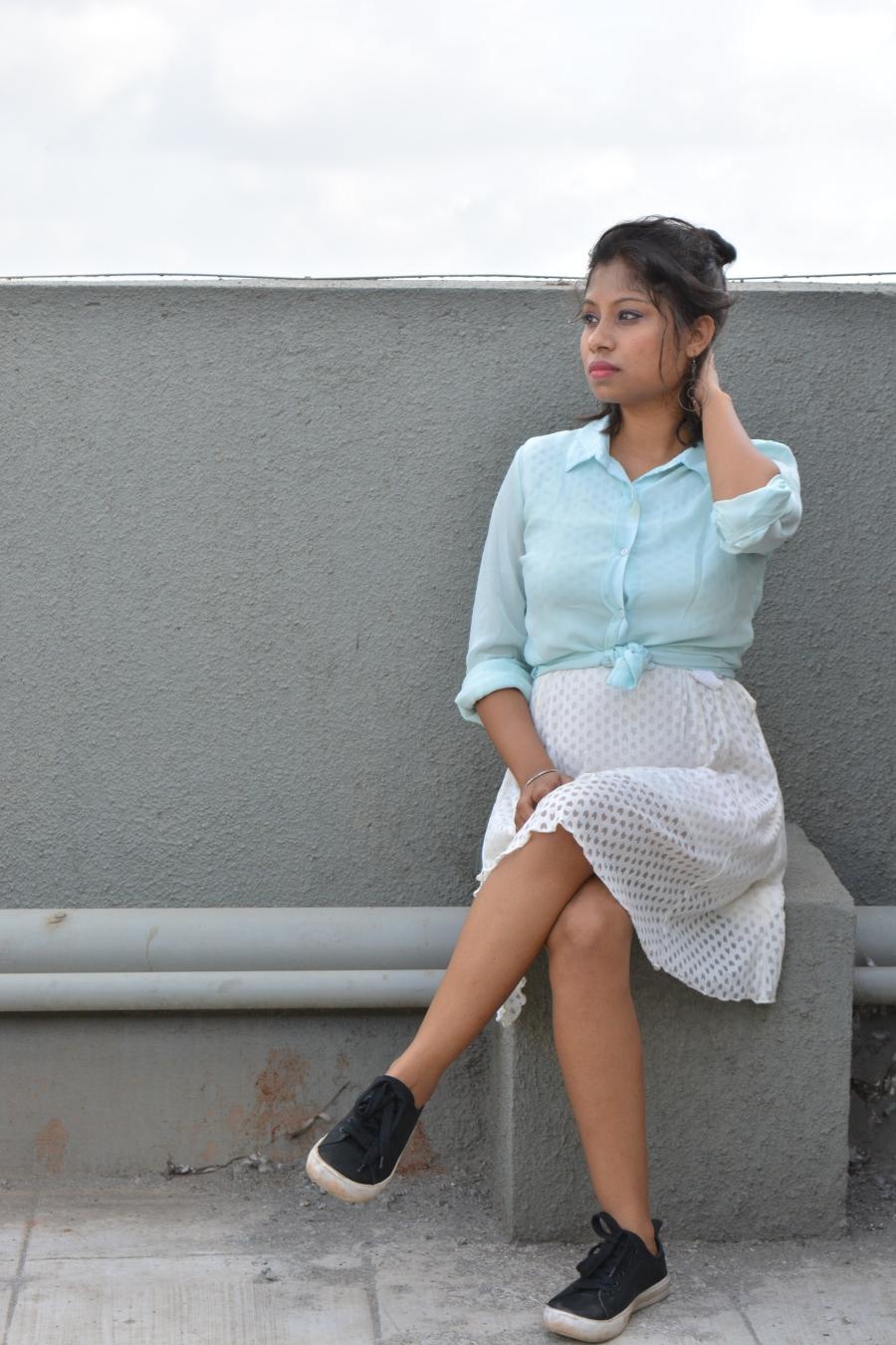 Shirt Dress Ideas